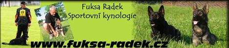 Fuksa Radek - Sportovní kynologie